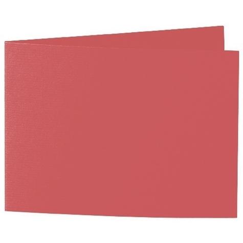 Artoz 1001 - 'Watermelon' Card. 338mm x 120mm 220gsm B6 Bi-Fold (Short Edge) Card.