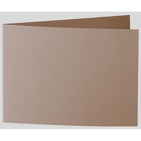 Artoz 1001 - 'Olive' Card. 338mm x 120mm 220gsm B6 Bi-Fold (Short Edge) Card.