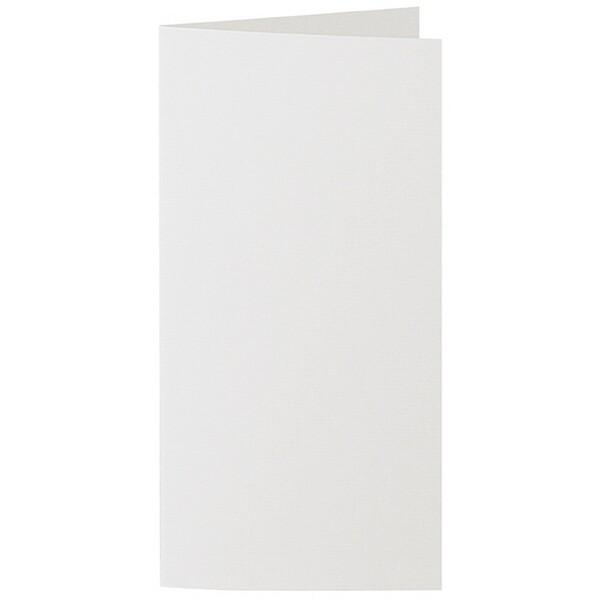 Artoz 1001 - 'Silver Grey' Card. 250mm x 180mm 220gsm E6 Bi-Fold (Long Edge) Card.
