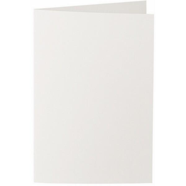Artoz 1001 - 'Pale Ivory' Card. 250mm x 180mm 220gsm E6 Bi-Fold (Long Edge) Card.