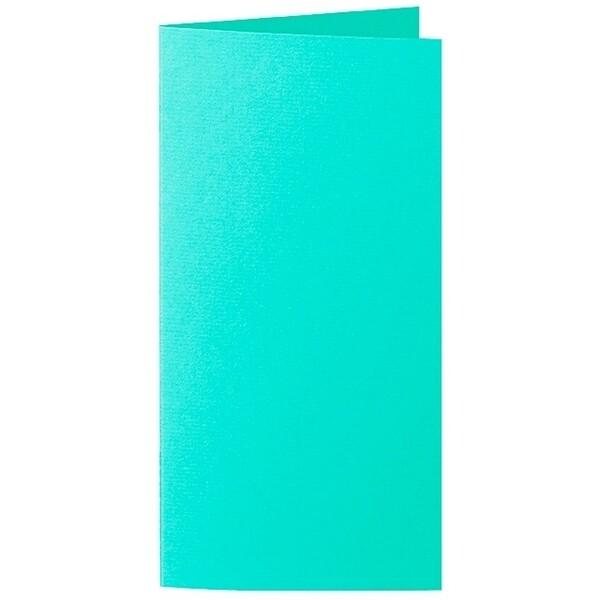 Artoz 1001 - 'Emerald Green' Card. 250mm x 180mm 220gsm E6 Bi-Fold (Long Edge) Card.