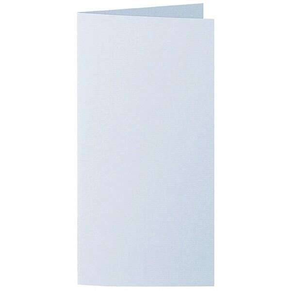 Artoz 1001 - 'Aqua' Card. 250mm x 180mm 220gsm E6 Bi-Fold (Long Edge) Card.