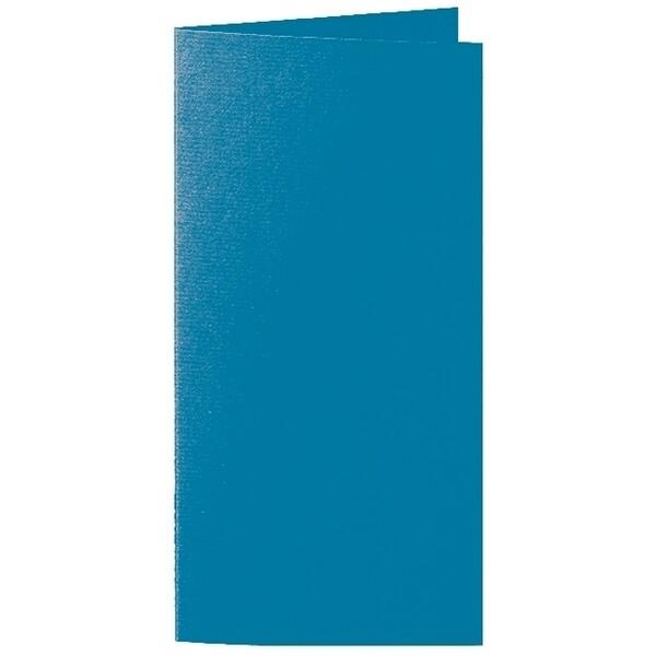 Artoz 1001 - 'Teal' Card. 250mm x 180mm 220gsm E6 Bi-Fold (Long Edge) Card.