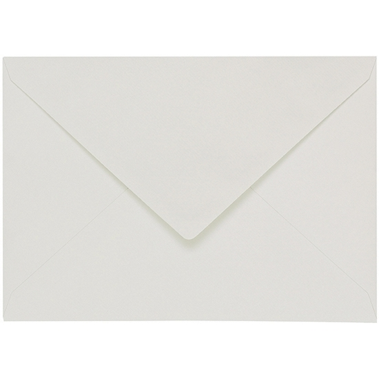 Artoz 1001 - 'Silver Grey' Envelope. 191mm x 135mm 100gsm E6 Gummed Envelope.