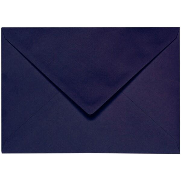 Artoz 1001 - 'Jet Black' Envelope. 191mm x 135mm 100gsm E6 Gummed Envelope.