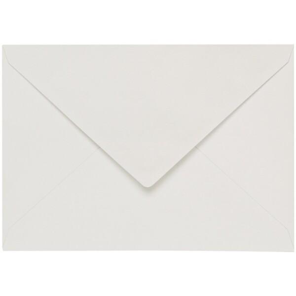 Artoz 1001 - 'Pale Ivory' Envelope. 191mm x 135mm 100gsm E6 Gummed Envelope.