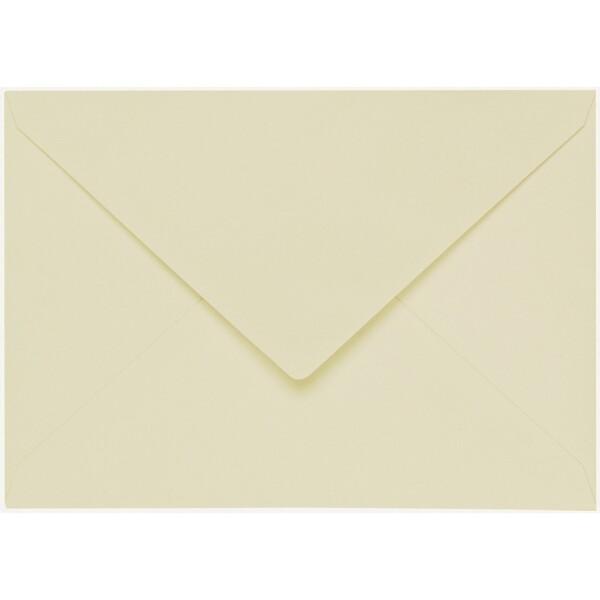 Artoz 1001 - 'Crema' Envelope. 191mm x 135mm 100gsm E6 Gummed Envelope.