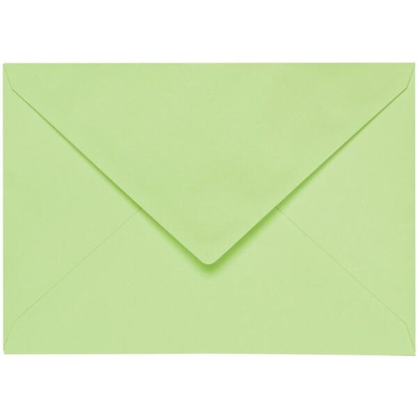 Artoz 1001 - 'Birchtree Green' Envelope. 191mm x 135mm 100gsm E6 Gummed Envelope.