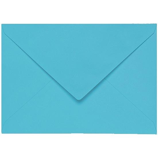 Artoz 1001 - 'Turquoise' Envelope. 191mm x 135mm 100gsm E6 Gummed Envelope.