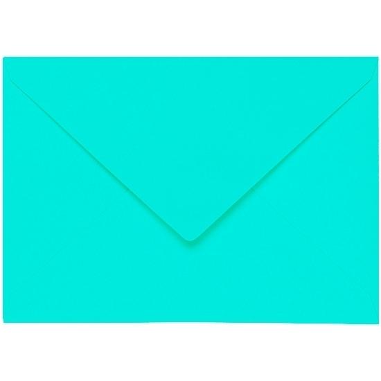 Artoz 1001 - 'Emerald Green' Envelope. 191mm x 135mm 100gsm E6 Gummed Envelope.