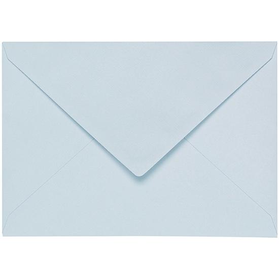 Artoz 1001 - 'Sky Blue' Envelope. 191mm x 135mm 100gsm E6 Gummed Envelope.
