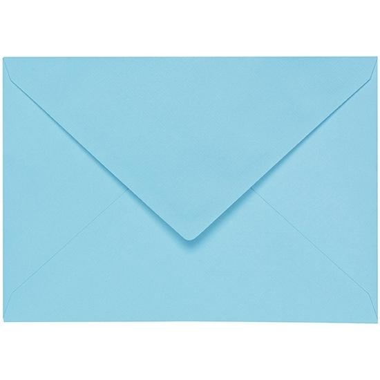 Artoz 1001 - 'Azure Blue' Envelope. 191mm x 135mm 100gsm E6 Gummed Envelope.