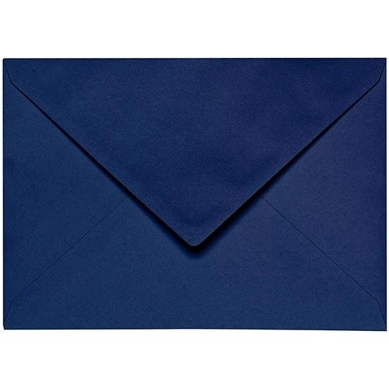 Artoz 1001 - 'Classic Blue' Envelope. 191mm x 135mm 100gsm E6 Gummed Envelope.