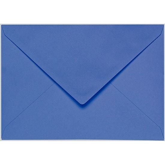 Artoz 1001 - 'Royal Blue' Envelope. 191mm x 135mm 100gsm E6 Gummed Envelope.