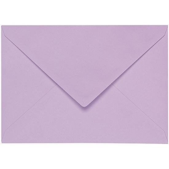 Artoz 1001 - 'Lilac' Envelope. 191mm x 135mm 100gsm E6 Gummed Envelope.