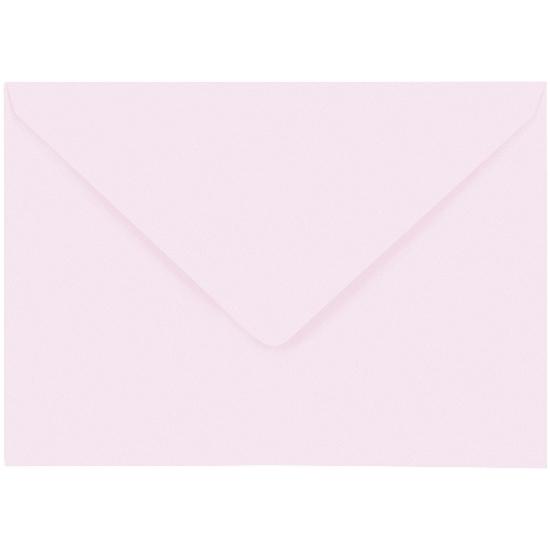 Artoz 1001 - 'Delicate Pink' Envelope. 191mm x 135mm 100gsm E6 Gummed Envelope.