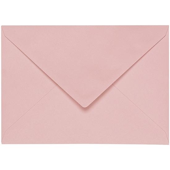 Artoz 1001 - 'Pink' Envelope. 191mm x 135mm 100gsm E6 Gummed Envelope.