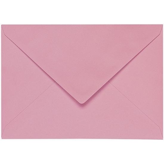 Artoz 1001 - 'Coral' Envelope. 191mm x 135mm 100gsm E6 Gummed Envelope.