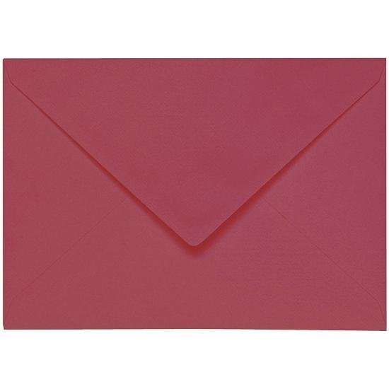 Artoz 1001 - 'Purple Red' Envelope. 191mm x 135mm 100gsm E6 Gummed Envelope.