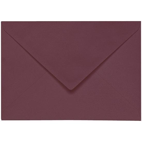 Artoz 1001 - 'Marsala' Envelope. 191mm x 135mm 100gsm E6 Gummed Envelope.