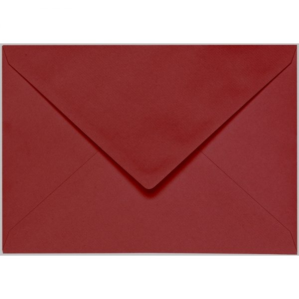 Artoz 1001 - 'Bordeaux' Envelope. 191mm x 135mm 100gsm E6 Gummed Envelope.
