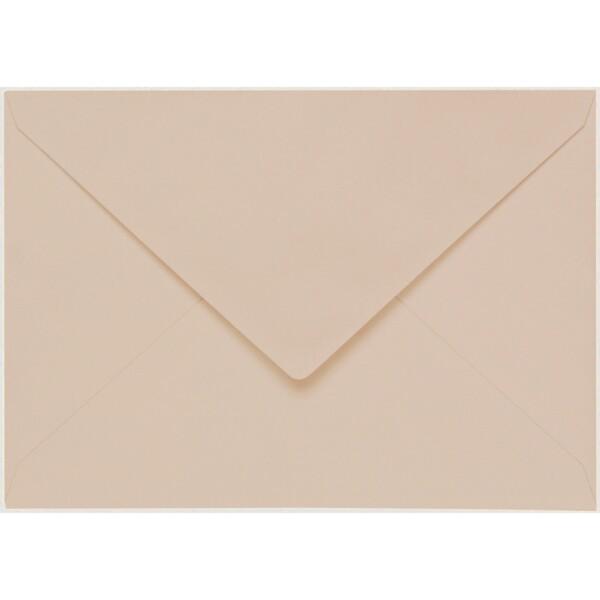 Artoz 1001 - 'Apricot' Envelope. 191mm x 135mm 100gsm E6 Gummed Envelope.