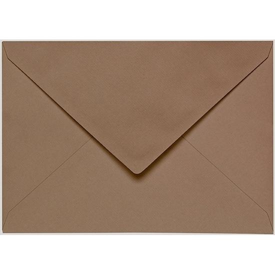 Artoz 1001 - 'Olive' Envelope. 191mm x 135mm 100gsm E6 Gummed Envelope.