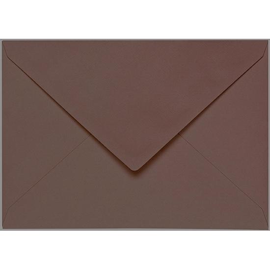 Artoz 1001 - 'Brown' Envelope. 191mm x 135mm 100gsm E6 Gummed Envelope.