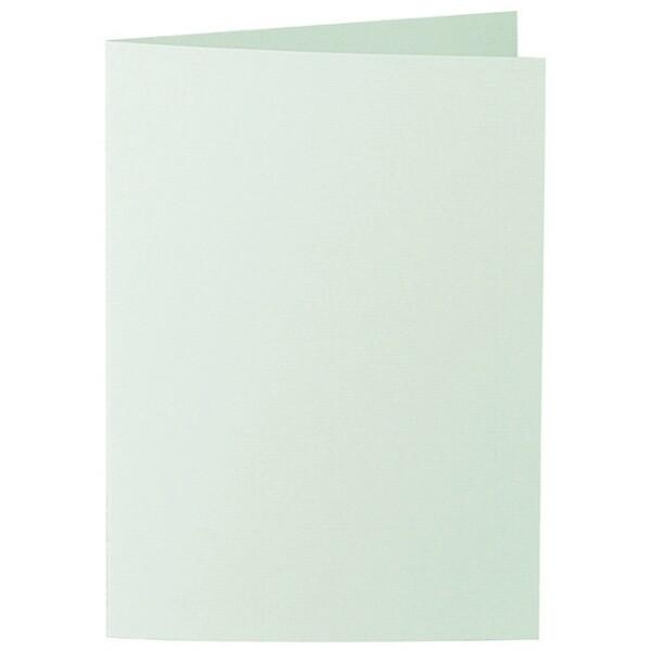 Artoz 1001 - 'Pale Mint' Card. 297mm x 210mm 220gsm A5 Folded (Long Edge) Card.