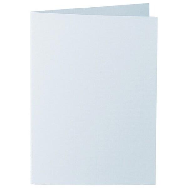 Artoz 1001 - 'Sky Blue' Card. 297mm x 210mm 220gsm A5 Folded (Long Edge) Card.