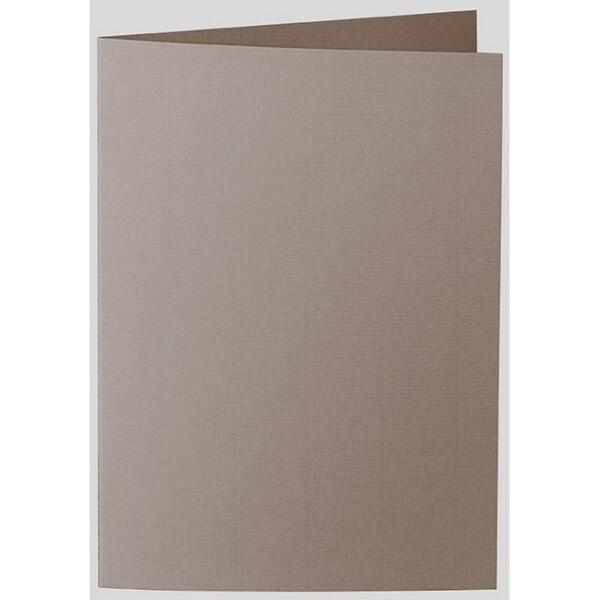 Artoz 1001 - 'Taupe' Card. 297mm x 210mm 220gsm A5 Folded (Long Edge) Card.