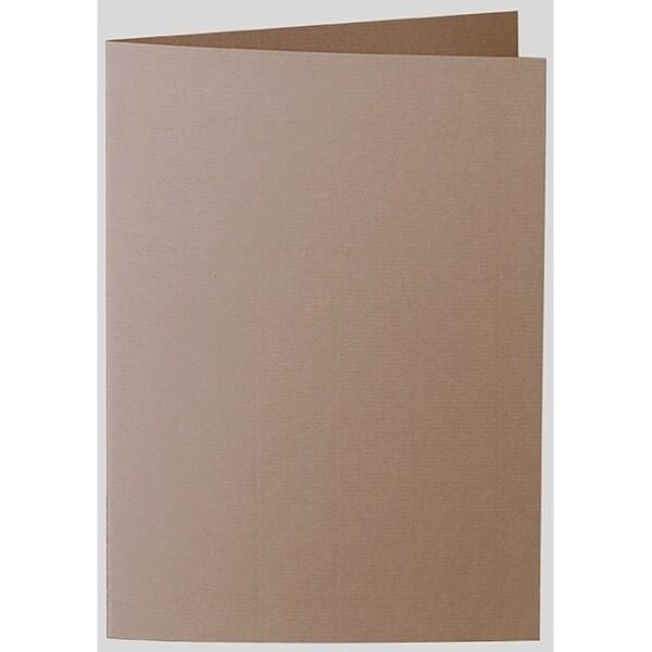 Artoz 1001 - 'Olive' Card. 297mm x 210mm 220gsm A5 Folded (Long Edge) Card.