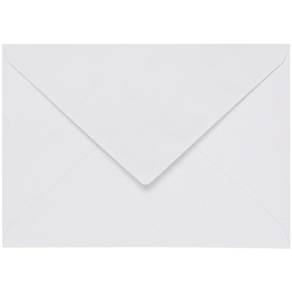 Artoz 1001 - 'Blossom White' Envelope. 229mm x 162mm 100gsm C5 Lined Gummed Envelope.