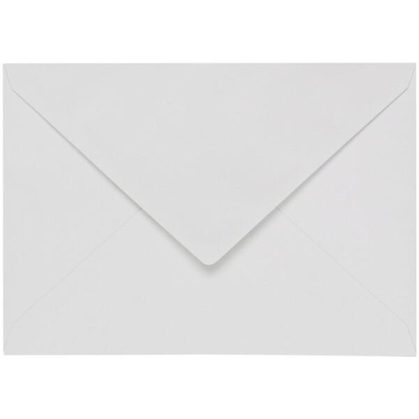 Artoz 1001 - 'Bianco White' Envelope. 229mm x 162mm 100gsm C5 Lined Gummed Envelope.