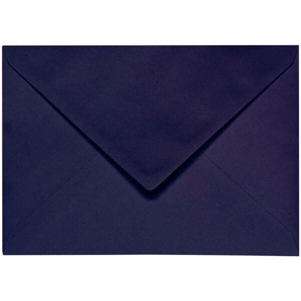 Artoz 1001 - 'Jet Black' Envelope. 229mm x 162mm 100gsm C5 Lined Gummed Envelope.