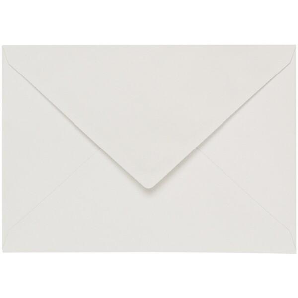 Artoz 1001 - 'Pale Ivory' Envelope. 229mm x 162mm 100gsm C5 Lined Gummed Envelope.