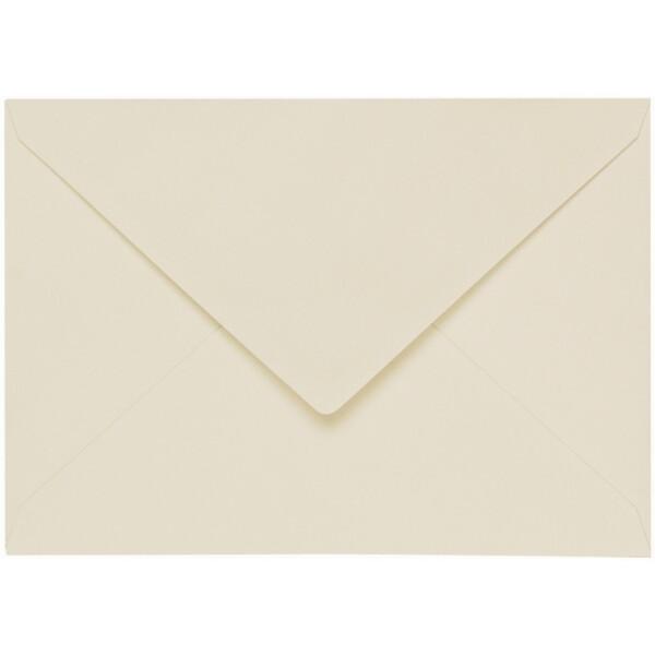 Artoz 1001 - 'Chamois' Envelope. 229mm x 162mm 100gsm C5 Lined Gummed Envelope.