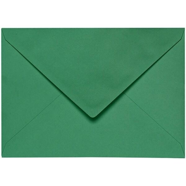 Artoz 1001 - 'Firtree Green' Envelope. 229mm x 162mm 100gsm C5 Lined Gummed Envelope.