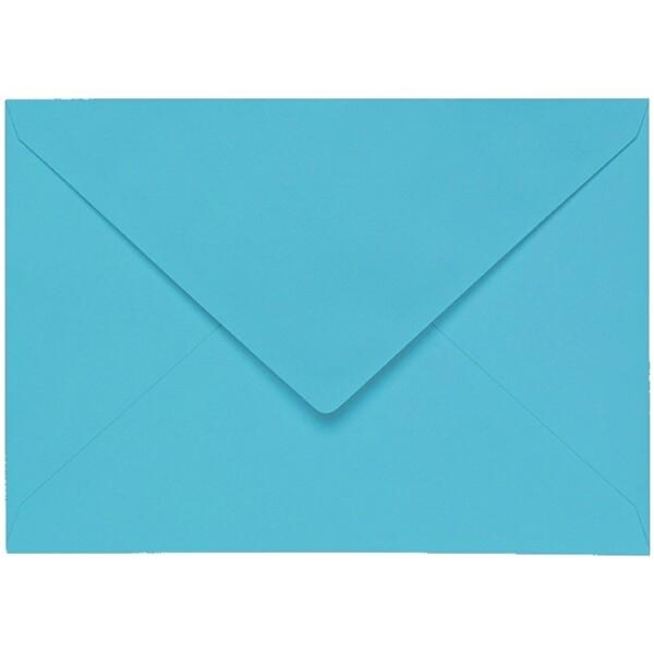 Artoz 1001 - 'Turquoise' Envelope. 229mm x 162mm 100gsm C5 Lined Gummed Envelope.