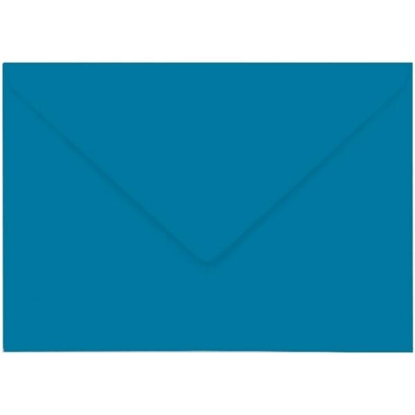 Artoz 1001 - 'Teal' Envelope. 229mm x 162mm 100gsm C5 Lined Gummed Envelope.