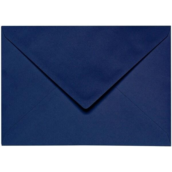 Artoz 1001 - 'Classic Blue' Envelope. 229mm x 162mm 100gsm C5 Lined Gummed Envelope.