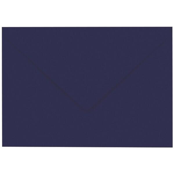 Artoz 1001 - 'Navy Blue' Envelope. 229mm x 162mm 100gsm C5 Lined Gummed Envelope.