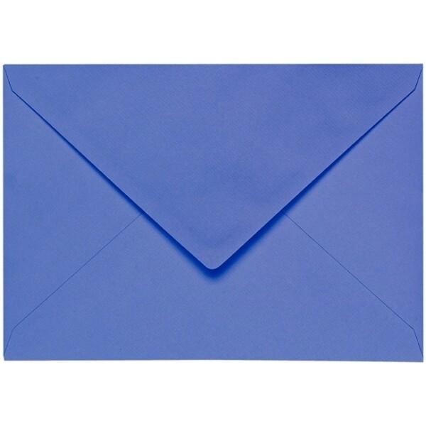 Artoz 1001 - 'Majestic Blue' Envelope. 229mm x 162mm 100gsm C5 Lined Gummed Envelope.