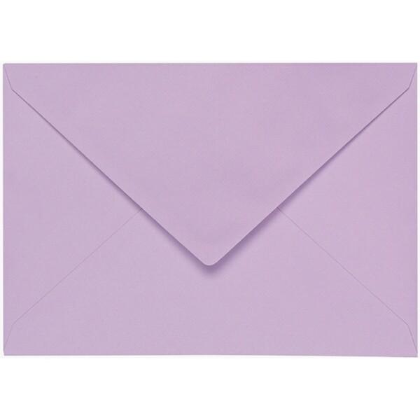 Artoz 1001 - 'Lilac' Envelope. 229mm x 162mm 100gsm C5 Lined Gummed Envelope.