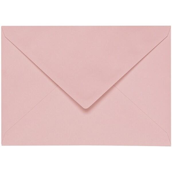 Artoz 1001 - 'Pink' Envelope. 229mm x 162mm 100gsm C5 Lined Gummed Envelope.