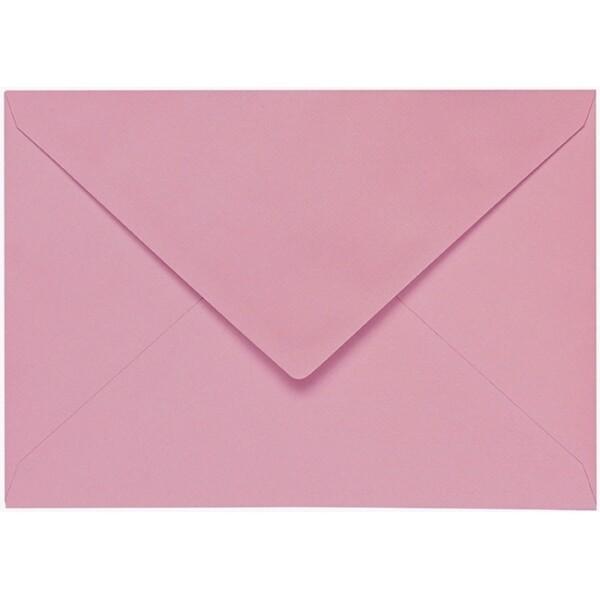 Artoz 1001 - 'Coral' Envelope. 229mm x 162mm 100gsm C5 Lined Gummed Envelope.