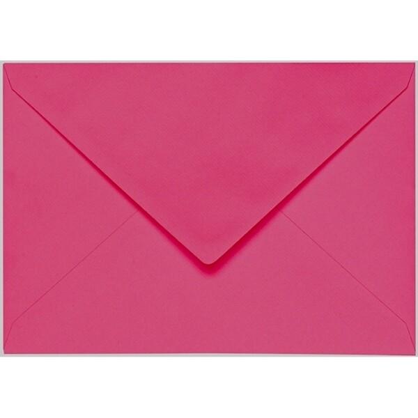 Artoz 1001 - 'Fuchsia' Envelope. 229mm x 162mm 100gsm C5 Lined Gummed Envelope.
