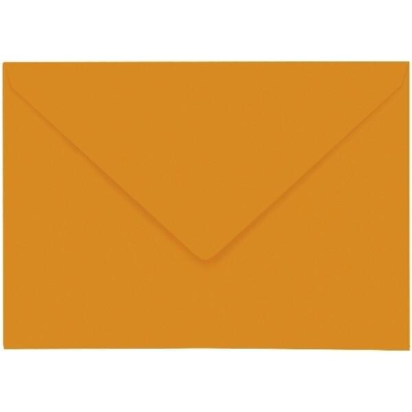 Artoz 1001 - 'Mandarin' Envelope. 229mm x 162mm 100gsm C5 Lined Gummed Envelope.