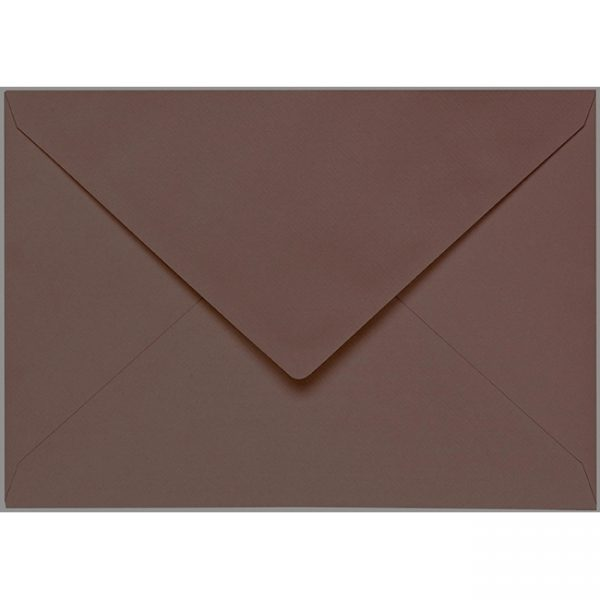 Artoz 1001 - 'Brown' Envelope. 229mm x 162mm 100gsm C5 Lined Gummed Envelope.