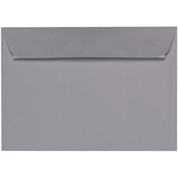 Artoz 1001 - 'Graphite' Envelope. 229mm x 162mm 100gsm C5 Peel/Seal Envelope.